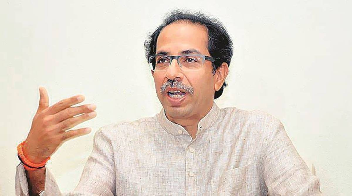 Mumbai's first desalination plant, Uddhav Thackeray, Mumbai news, Maharashtra news, Indian express news