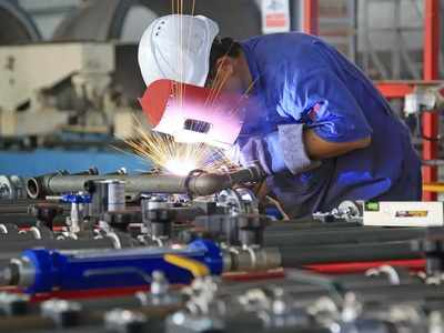 India's April factory activity growth picks up slightly, prices soar