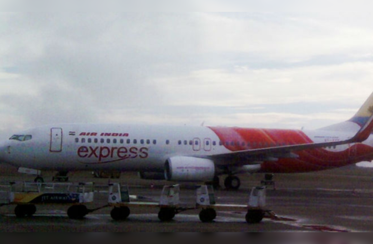 AI Express flight makes emergency landing due to windshield crack